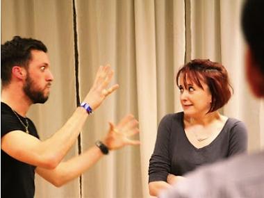 Ecole Paris Marais : improvisation texte et visuelle