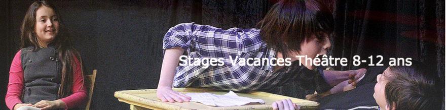 Stages vacances théâtre, cinéma, comédie musicale, 8-12 ans  - Ecole Paris Marais - 22 rue Beautreillis - 75004 Paris -01.48.04.09.05.57