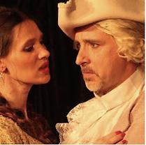 Ecole Paris Marais : cours de théâtre adulte avancé : Célimène et Alceste dans le misanthrope