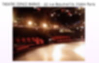 Ecole Paris Marais au Théâtre Espace Marais = Formation d'acteur enfants ados adultes Stages découvertes de cours de théâtre et de cinéma -  - Ecole Paris Marais - 22 rue Beautreillis - 75004 Paris -01.48.04.09.05.57