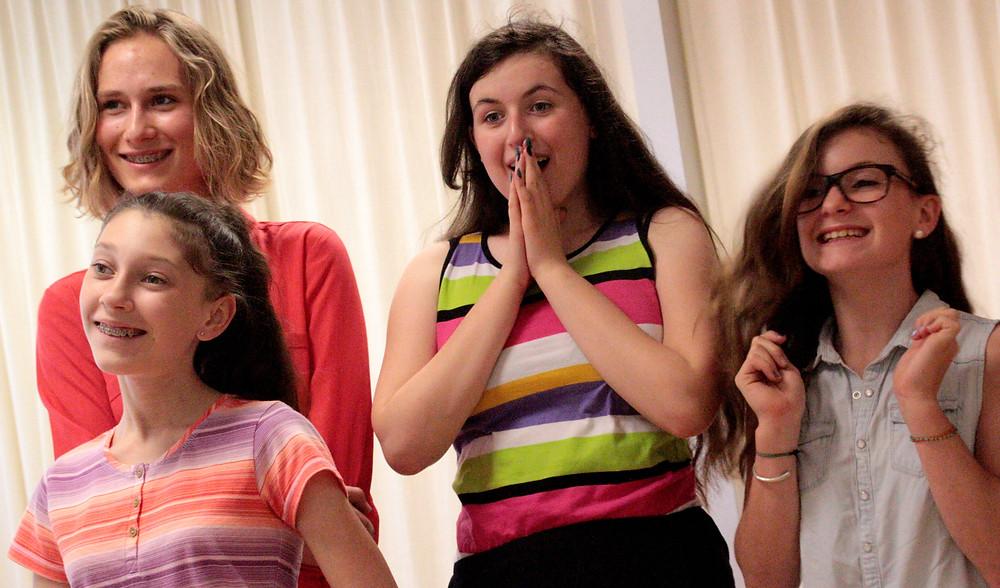 Ecole Paris Marais premier cours d'essai gratuit pour les enfants et ados