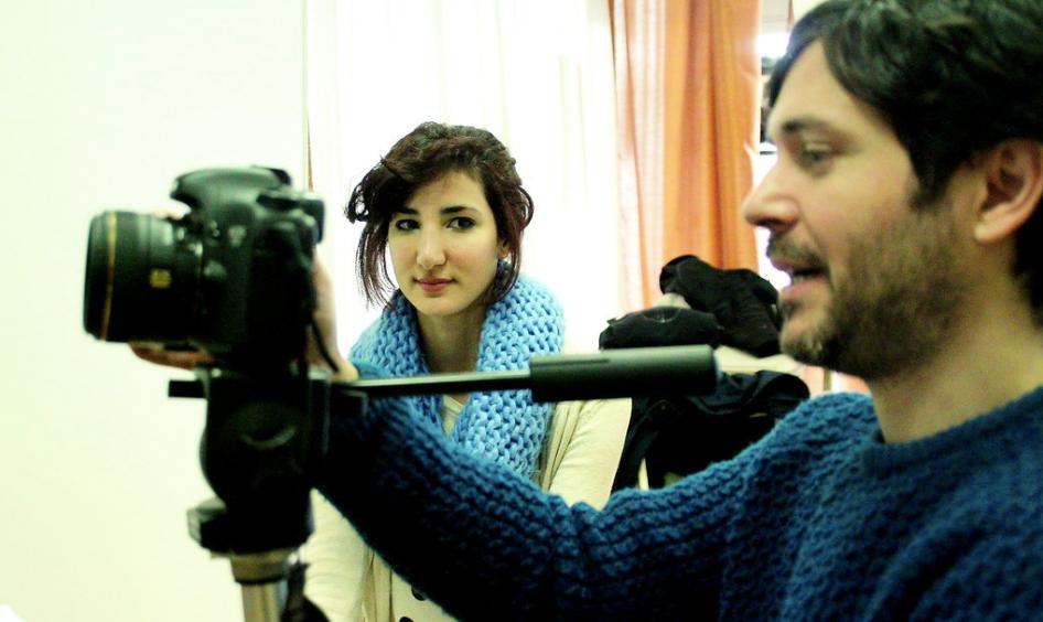 Ecole Paris Marais : Cours de l'acteur cinéma adulte : je suis dirigé par un réalisateur professionnel !