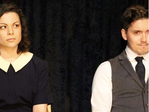 Ecole Paris Marais : Stage d'intégration théâtre deb/moy : Je joue un extrait de scène