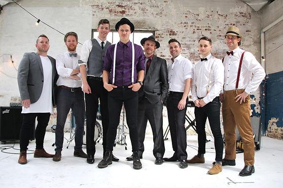 Jukebox Dynamite Melbourne Australia Covers Wedding Band