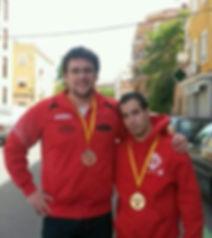 XIX campeonato de españa universitario halterofilia