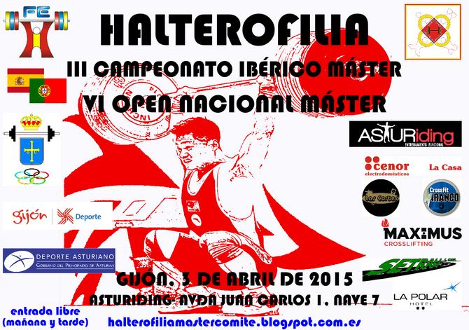 HALTEROFILIA MASTER