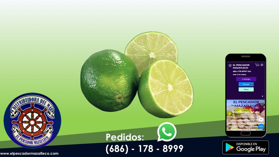 Limón mexicano 1 Kg