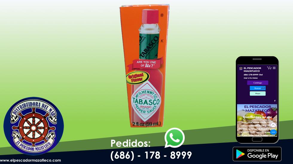 Salsa Tabasco Original  59 ML