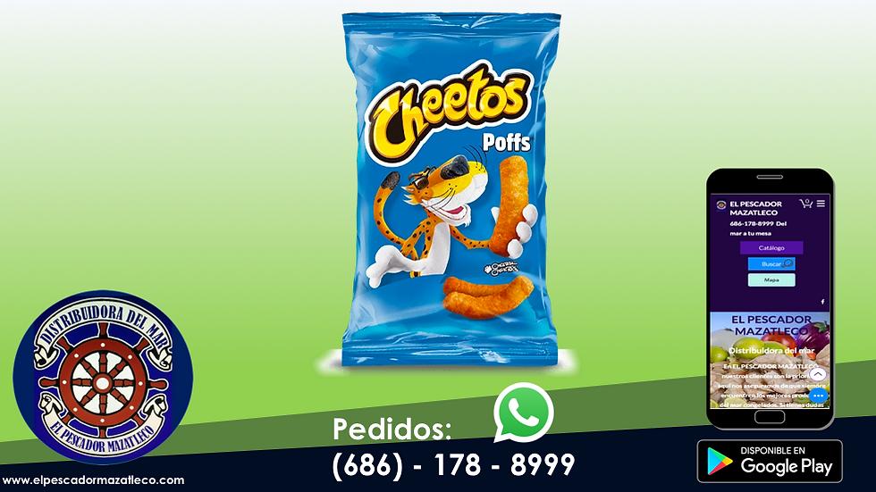 Chetos Poffs 41 G