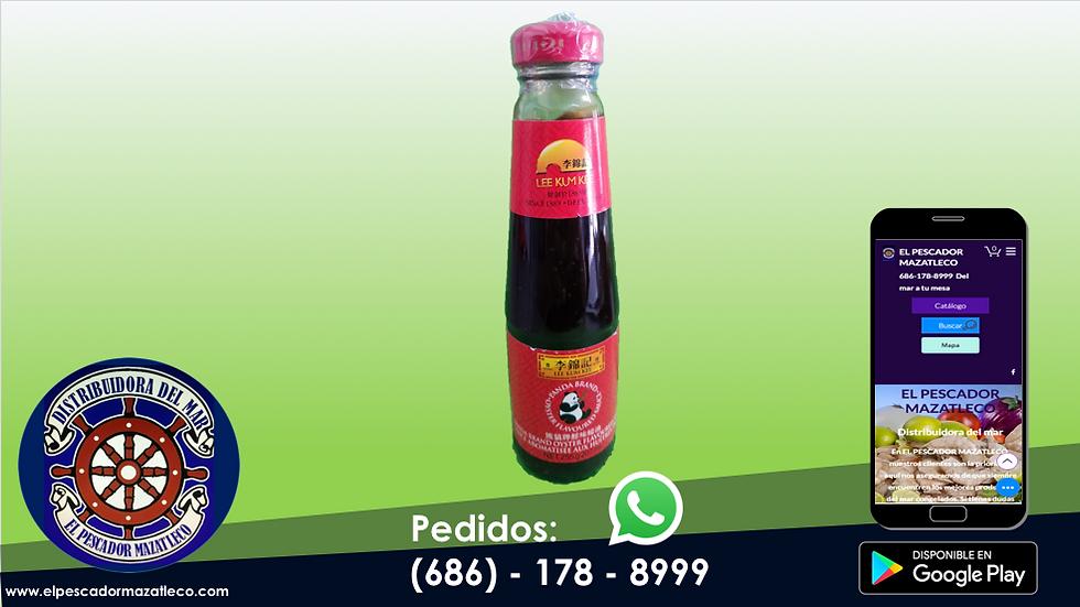 Salsa de Ostion Panda 207 ML