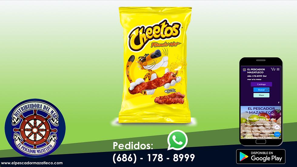 Cheetos Flamin Hot 55 G
