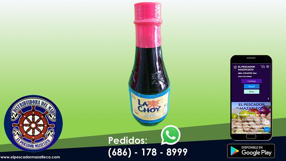 Salsa de Soya La Choy 148 ML