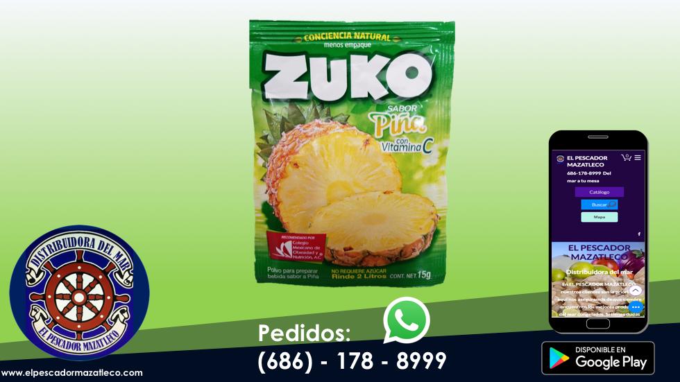 Zuko Piña 15 G