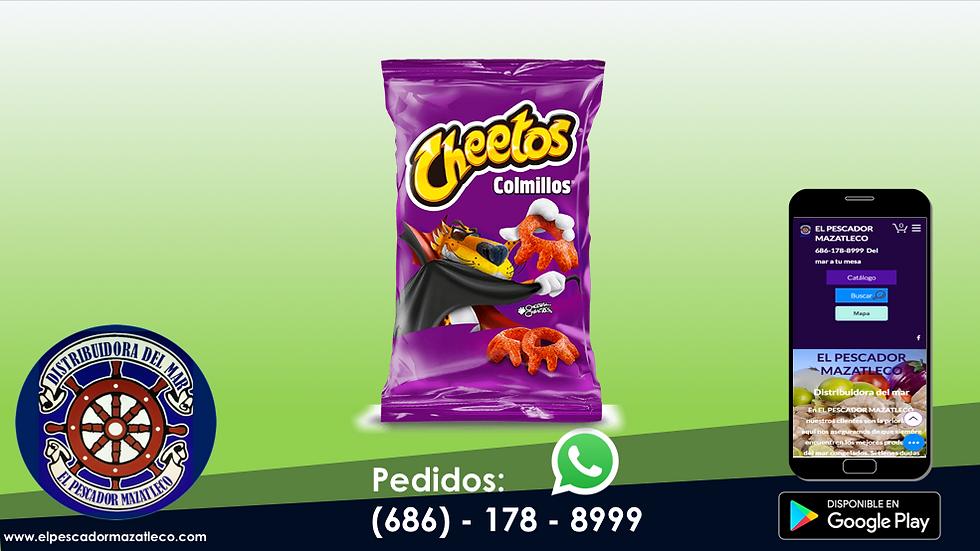 Cheetos Colmillos 29 G