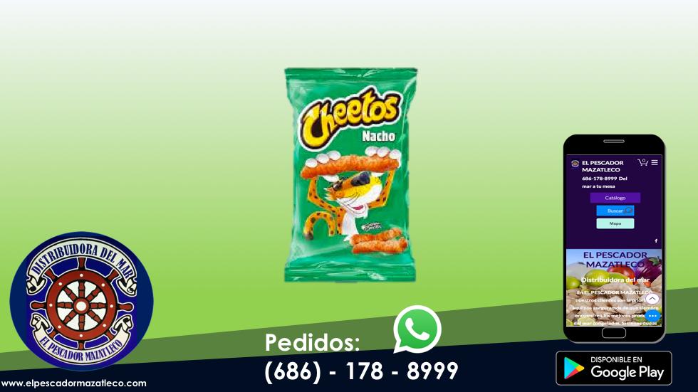 Cheetos Nacho 55 G