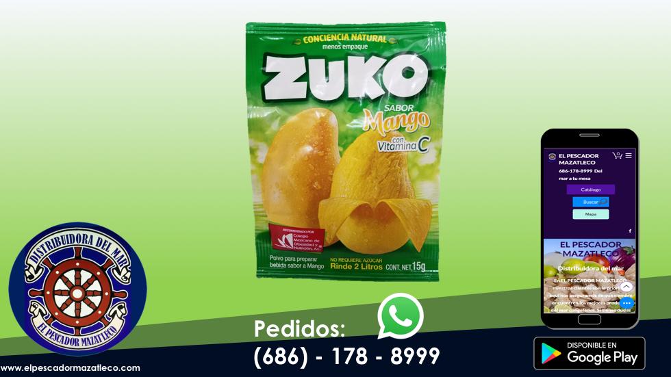 Zuko Mango 15 G