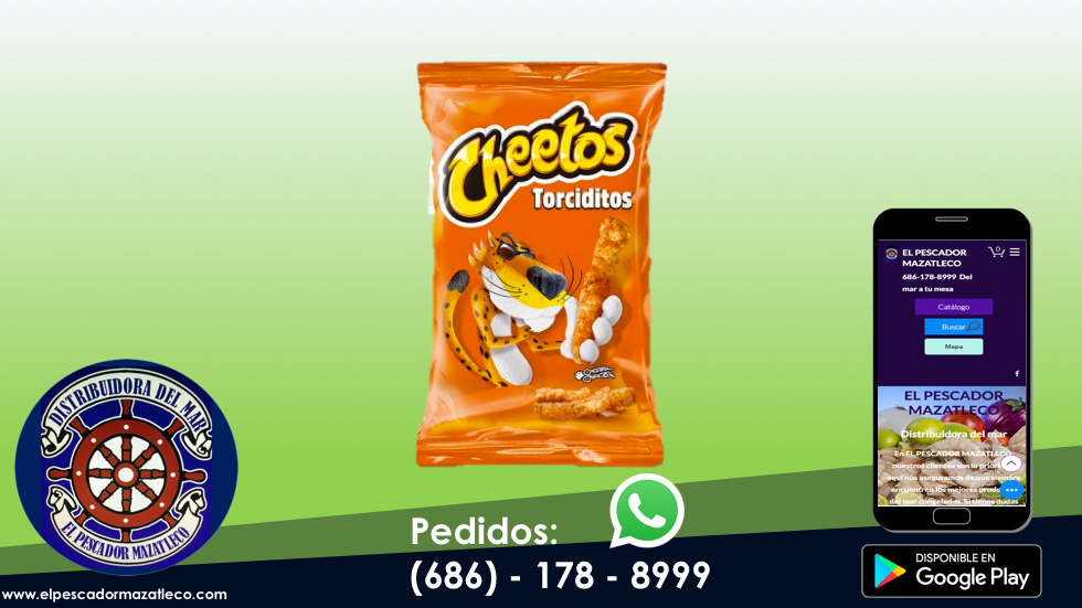 Cheetos Torciditos 145 G