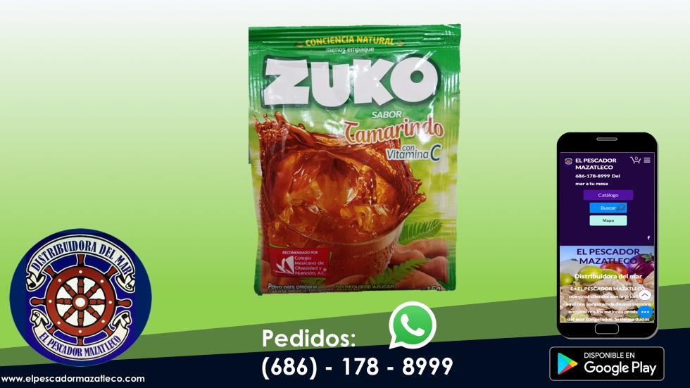 Zuko Tamarindo 15 G