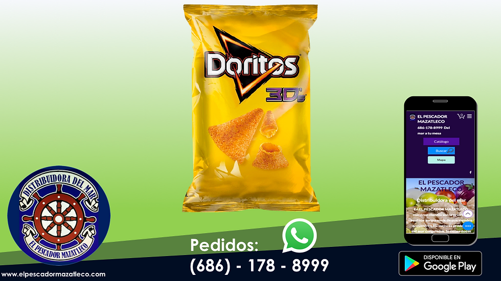 Doritos 3D 50 G