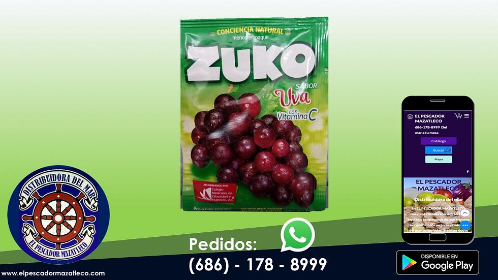 Zuko Uva 15 G