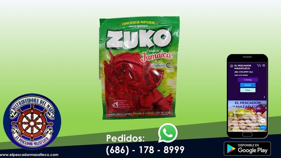 Zuko Jamaica 15 G