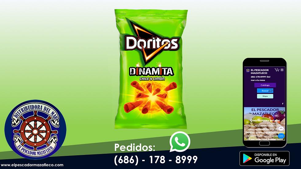 Doritos Dinamita 65 G