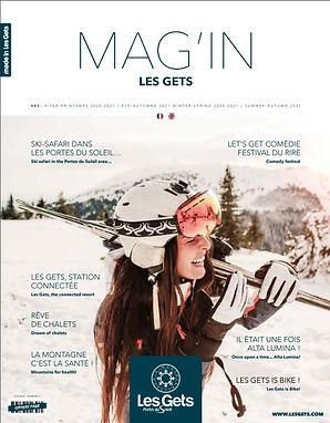 Magazine touristique des Gêts
