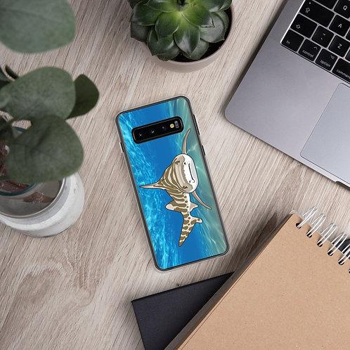 Leopard Shark Samsung Case