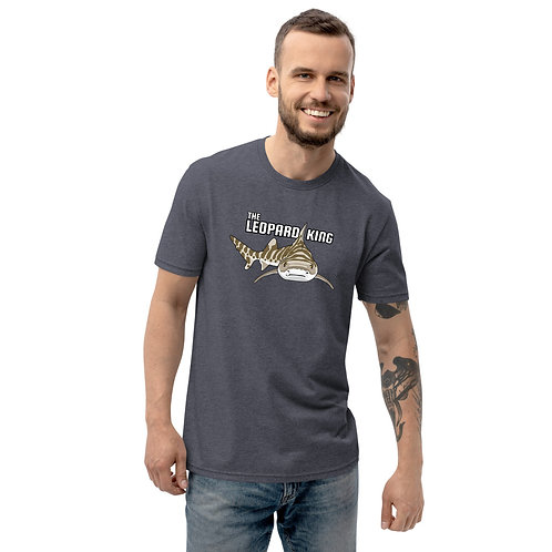 Leopard Shark 'The Leopard King' T-Shirt