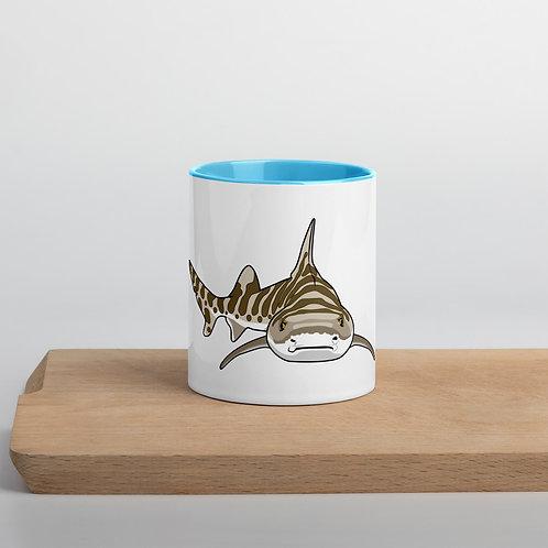 Leopard Shark Ceramic Mug