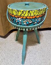 mosaic repurposed sewing basket.jpg