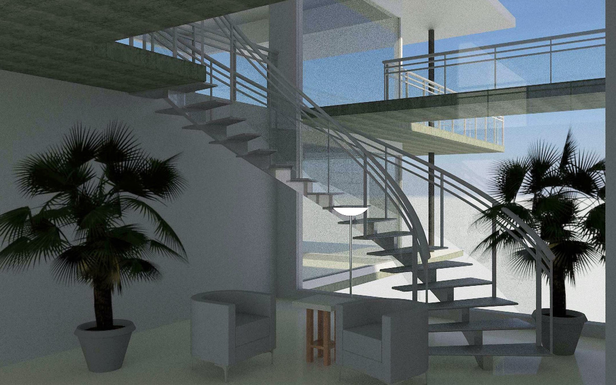 2 Storey - L2017-4-Stairwell