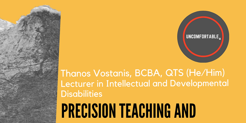 Precision Teaching and Behaviour Analysis: An Introduction
