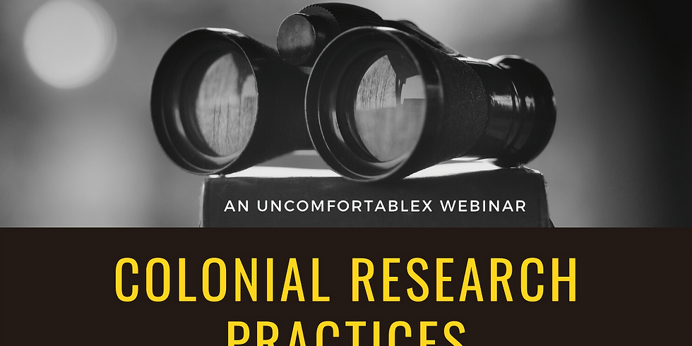 Colonial Research Practices in the Science of Applied Behavior Analysis