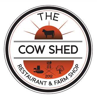 The cow shed restaurant logo.PNG