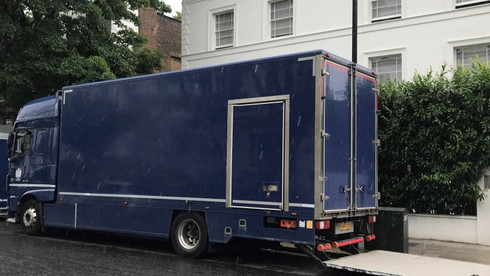 Trade storage options for removals companies