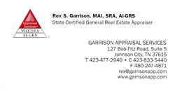 Garrison Appraisal Business Card 2018.jp