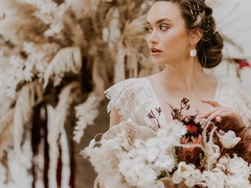 Knockout Bridal Looks from Faye Smith Agency
