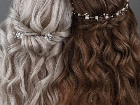 Tips from Knoxville Bridal Hair…Wedding-Ready Hair: How to prepare