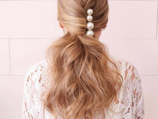 Ponytails and Accessories Options