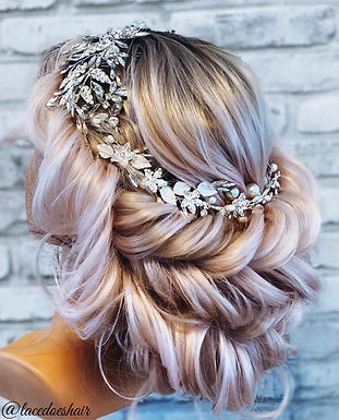 Lacey Alagia   Bridal Hairstylist