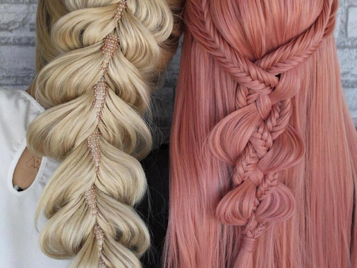 Trending Now: Accent Braids