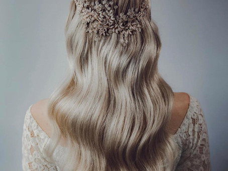 Sophisticated Waves from Inspired Hair