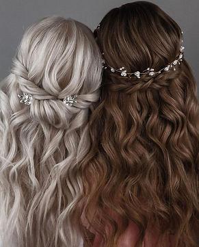 Knoxville Bridal Hair
