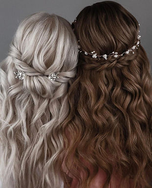 Knoxville Bridal Hair