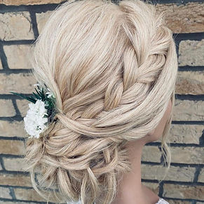 Lucy Daplyn Bridal Hair Stylist