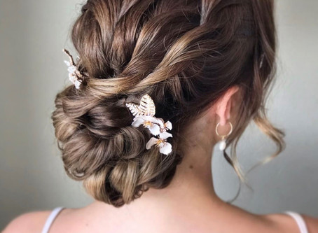 Choose the perfect hair accessory for your bridal style…