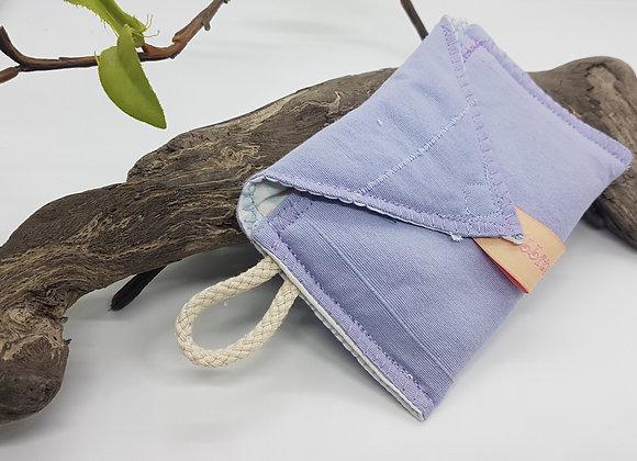 ECO Soap Saver Wrap- Lilac