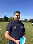 Photo of Anthony Watkins, Manager of Chigwell Boys FC U7 Sharks