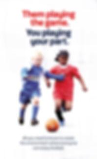 The FA Respect logo